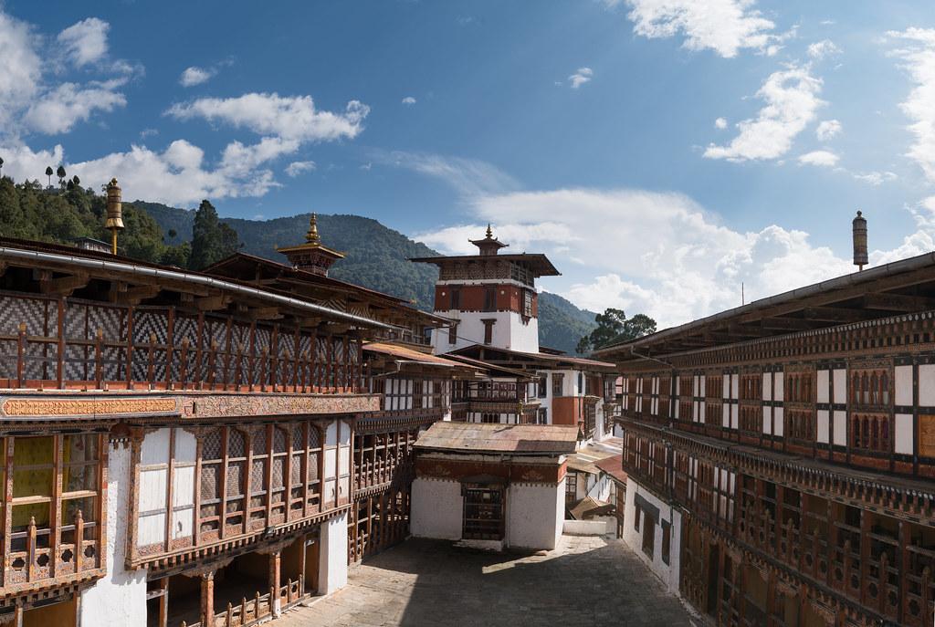 Zong Bhutan | Nicolas Petit | Flickr