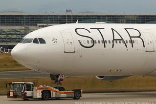 D-AIGW A340-313 LH 483 TPA-FRA   by Giancarlo Scolari