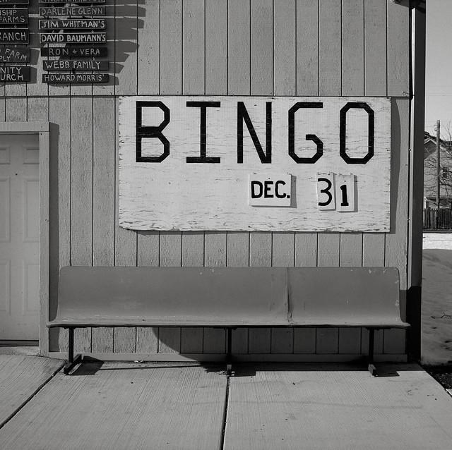 Bingo, Washtucna, Washington