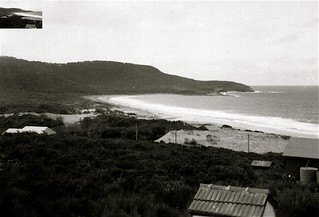 Beach from Grandview house