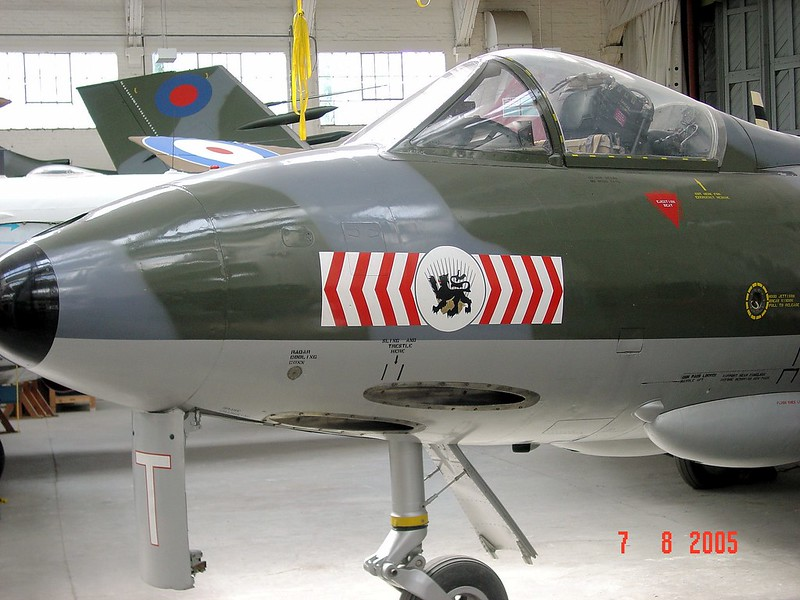 Hawker Hunter 1
