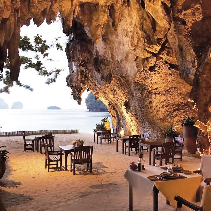 The Grotto Restaurant #luxury #travel #trip #restaurant #thegrotto