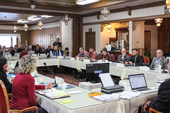 SDWG Chena 2015 - Meeting Table