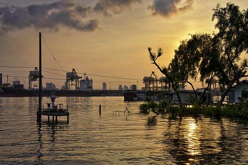 thailand bangkok chaophraya