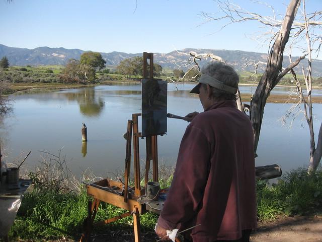 IMG_4227 painter at devereux slough
