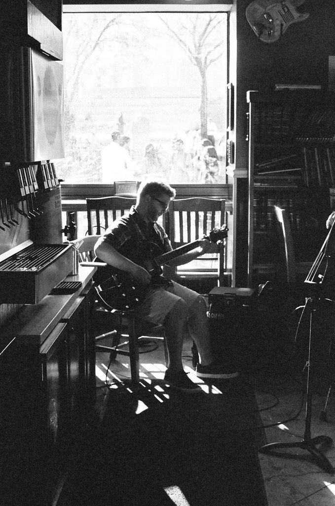 Music at Potbelly's