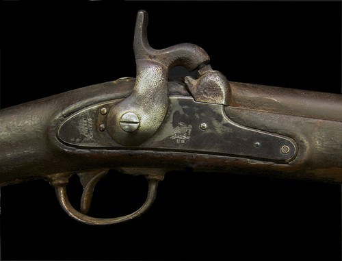 Sawed-off musket