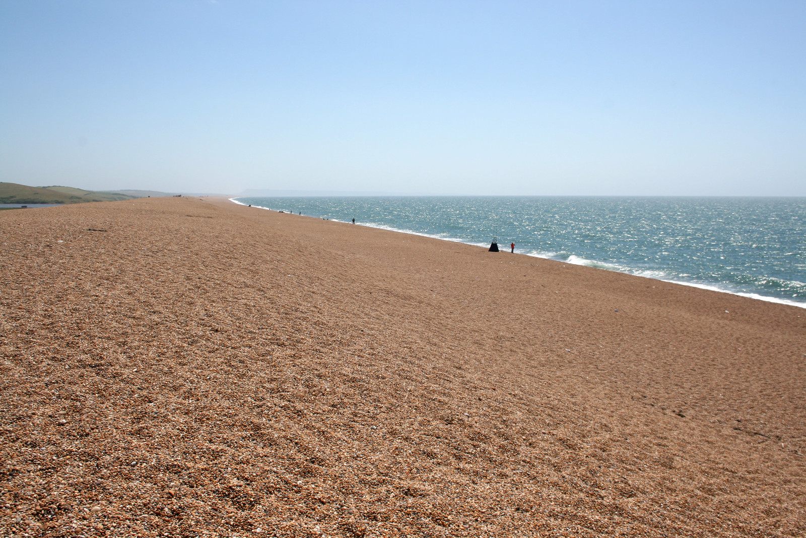 Chesil Beach near Abbotsbury