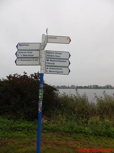 2015-10-10  Creen City Walk Almere 31 Km   (11)