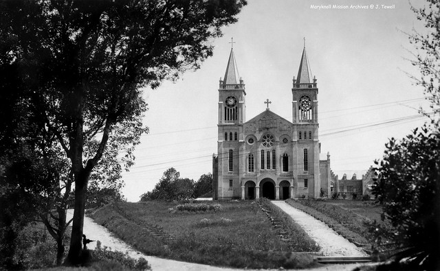 Baguio Cathedral, Baguio, Philippines, 1931