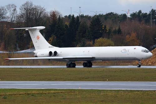 Rada Airlines IL-62M EW-450TR | by Thomas Theisen