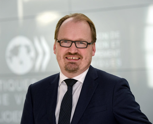 Andreas Schaal, Director of the Global Relations Secretariat of the OECD | by Organisation for Economic Co-operation and Develop