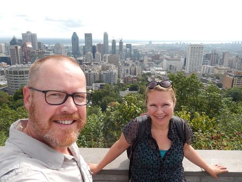 Montreal - vanaf Mont Royal