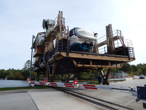 Big Chute Marine Railway - 2