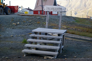 Sykhustrappa (Hospital Stairs), Longyearbyen, Svalbard (Sp…   Flickr