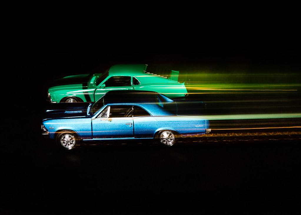 '66 Chevelle vs '70 Mustang