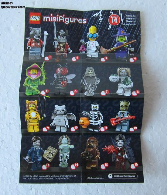 Lego Minifigures S14 p5