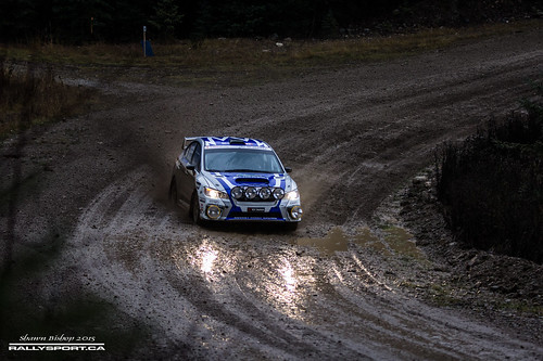 1-4 | by Shawn Bishop | RALLYSPORT.CA