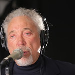 Tue, 24/11/2015 - 12:49pm - Tom Jones Live in Studio A. 11/24/2015 Photographer: Michael Sperling
