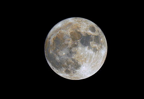 Moon taken 25th November 2015 | by tich_dude
