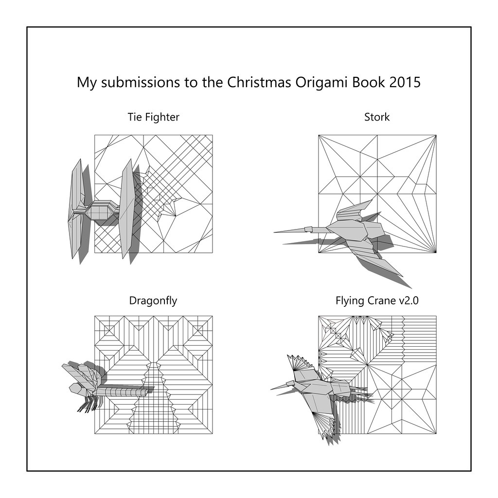 Surprising Diagrams To Be Published In Christmas Origami Book 2015 Flickr Wiring 101 Mecadwellnesstrialsorg