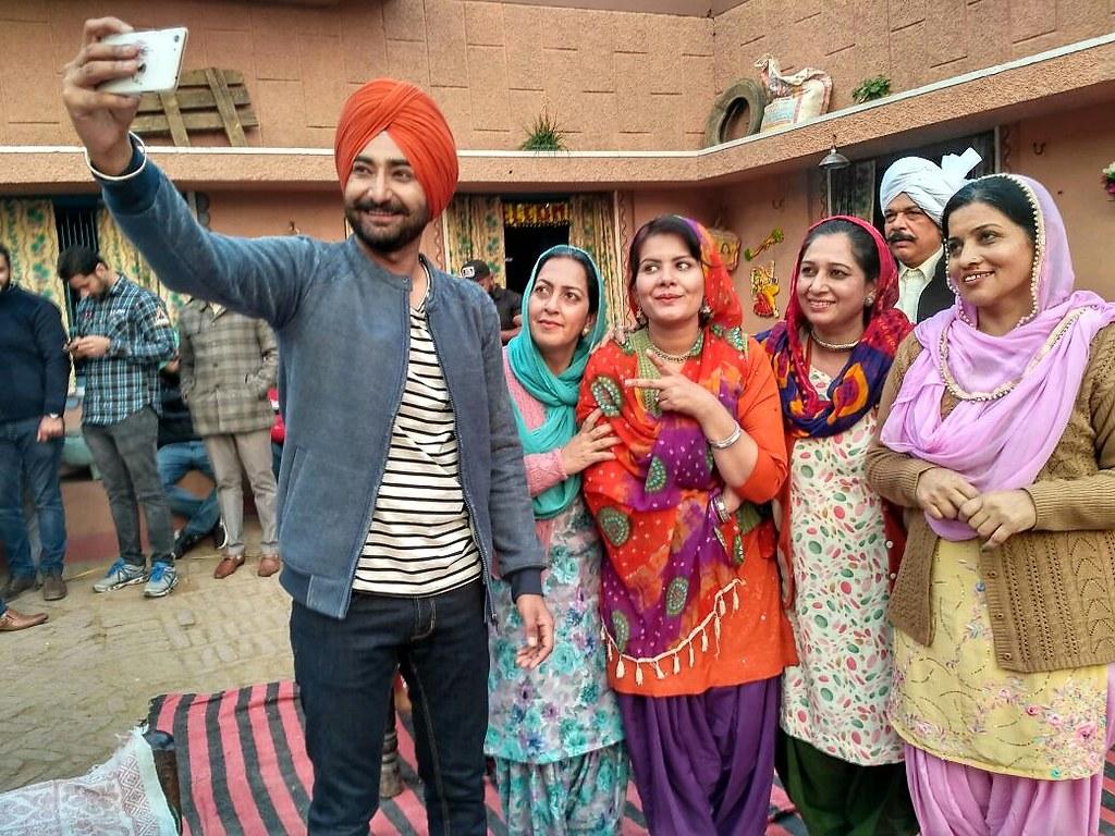 Parminder Gill Rupy Ranjit Bawa Movie Vekh Baraatan Chal Flickr