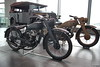 1945 DKW NZ 350/1 u. 1941 Horch 901 Typ 40