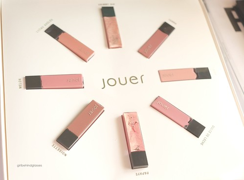 Jouer Best of Nudes Mini Gift Set   by <Nikki P.>