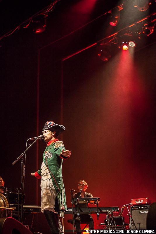 The Divine Comedy -  Teatro Tivoli BBVA '17