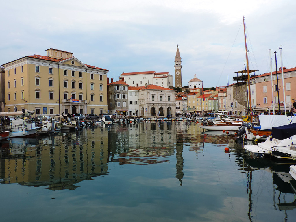 Our Favorite European Old Towns: Piran, Slovenia