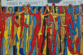 Solidarity Mural | by Atelier Teee