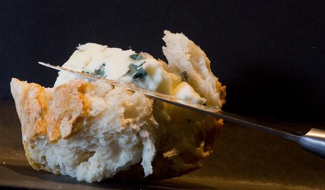 Fresh Bread and Roquefort [Sunday Brunch #2]