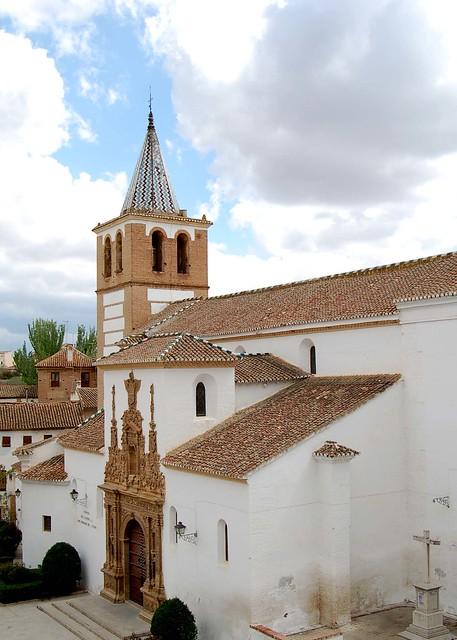 Beautiful Church in Guadix
