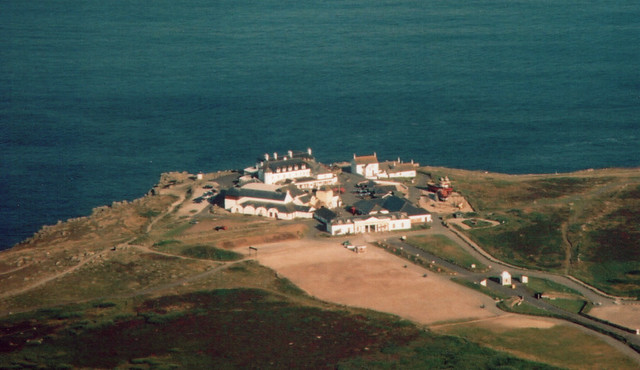 Land's End Aerial