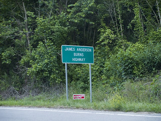 James Anderson Burns Highway | by plainprogrammer