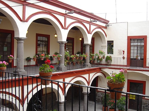 Patio Poblano