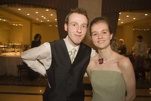Chris and Katherine