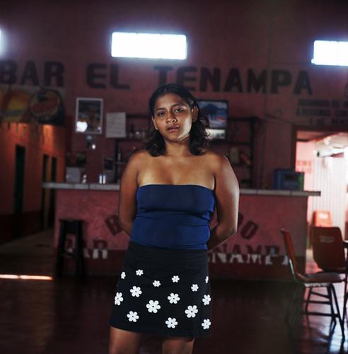 Anal Girl in Guatemala