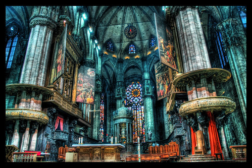The Airy Doom of the Duomo by Trey Ratcliff