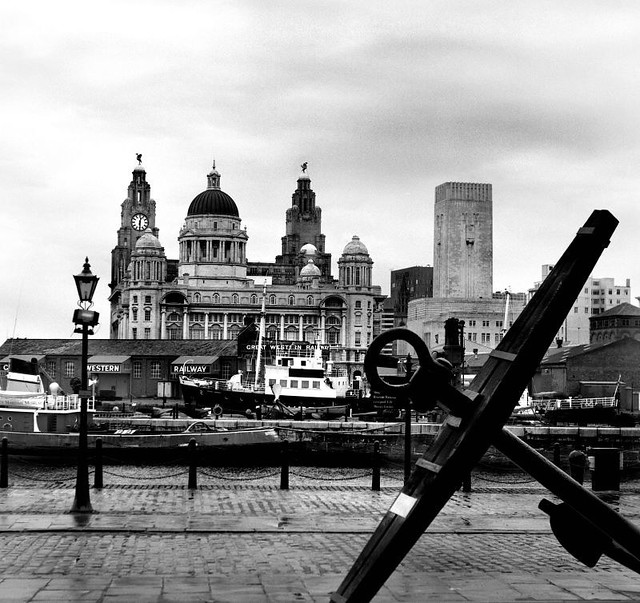 Cunard&liver-buildings