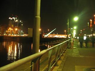 Puerto Madero/Puente de la Mujer