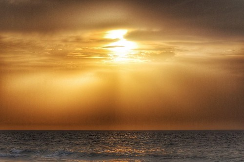 ngc sunset