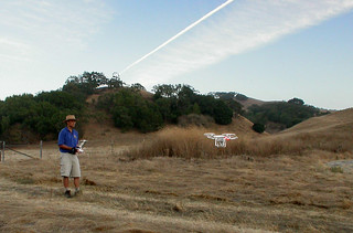 Steven and his drone