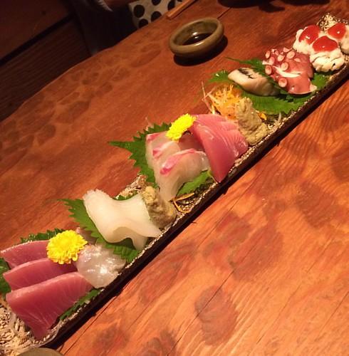 お造り盛り合わせ #dinner | by is_kyoto_jp