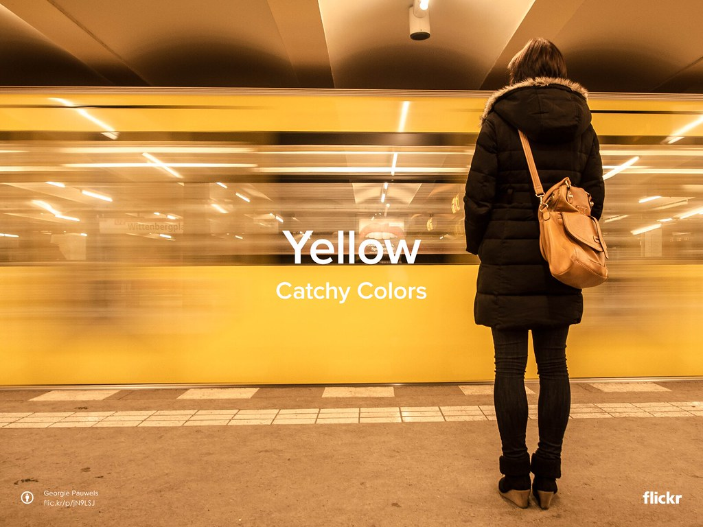 CatchyColors: Yellow