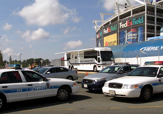 Landover Redskins Fed-Ex Stadium