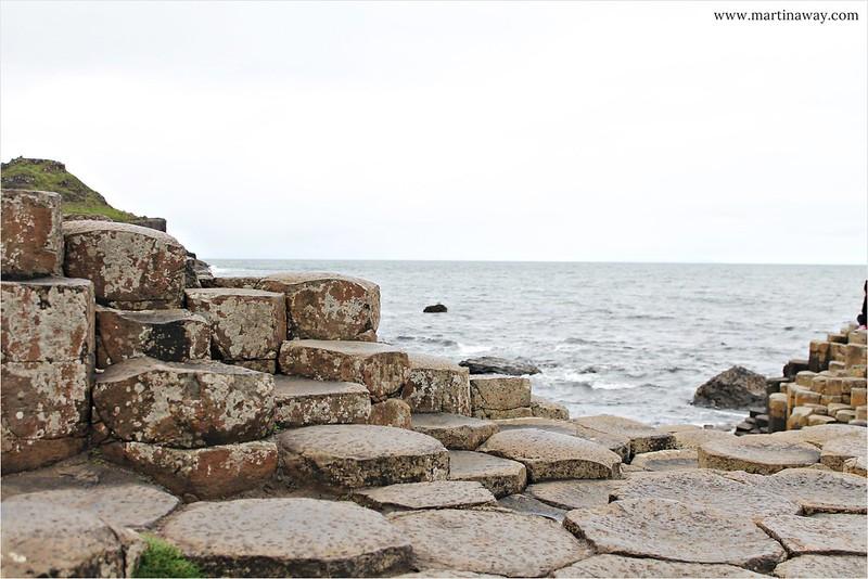 Giant's Causeway, Causeway Coastal Route