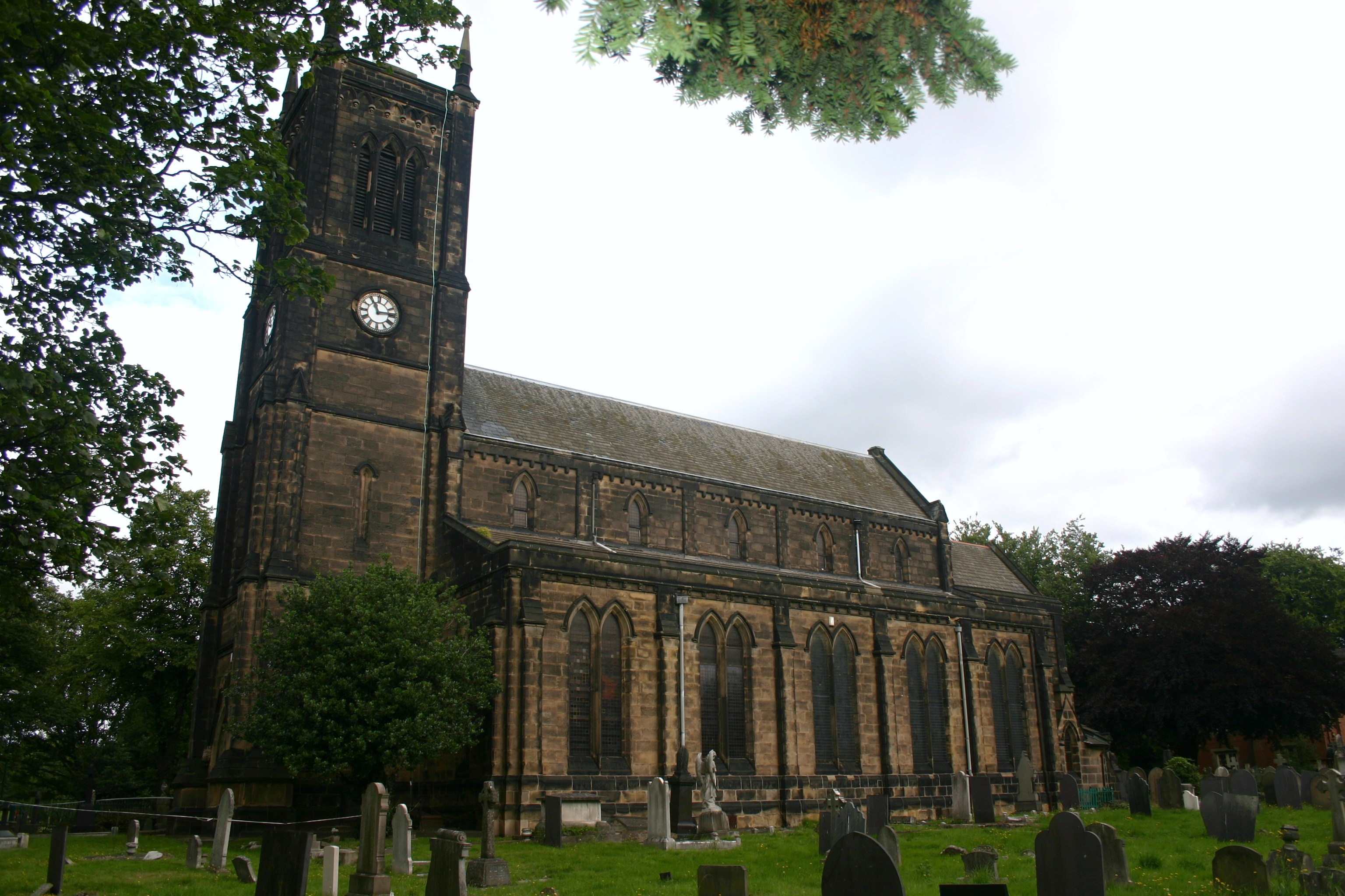 Holy Trinity Church, Lenton