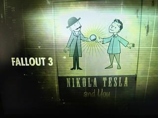 Fallout 3: Nikola Tesla | by NunoCardoso