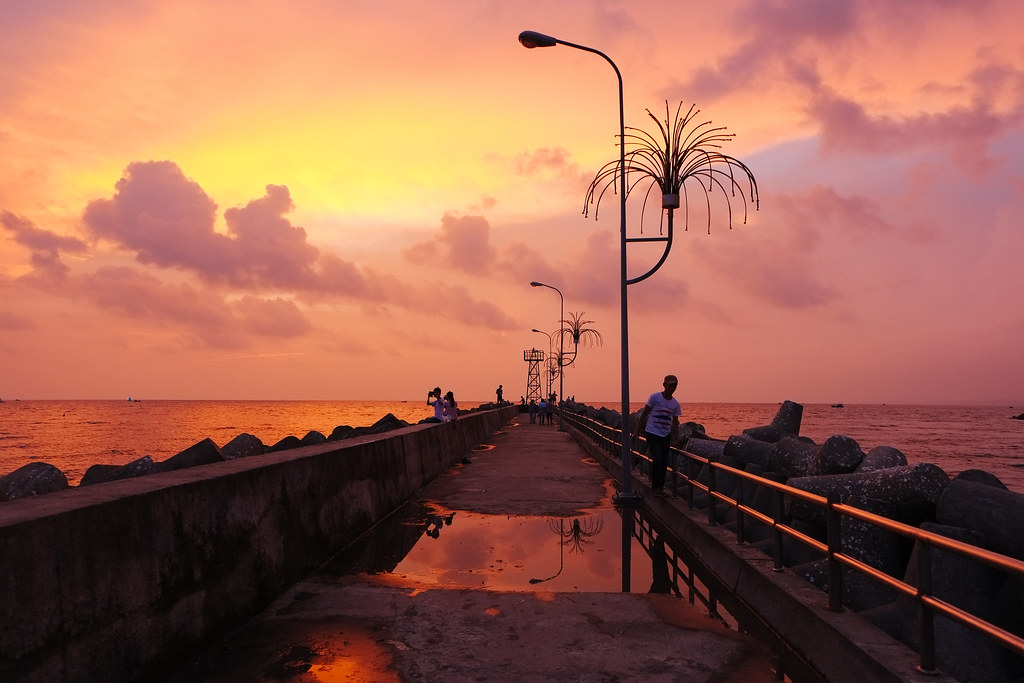 Sunset at Phu Quoc Island, Vietnam